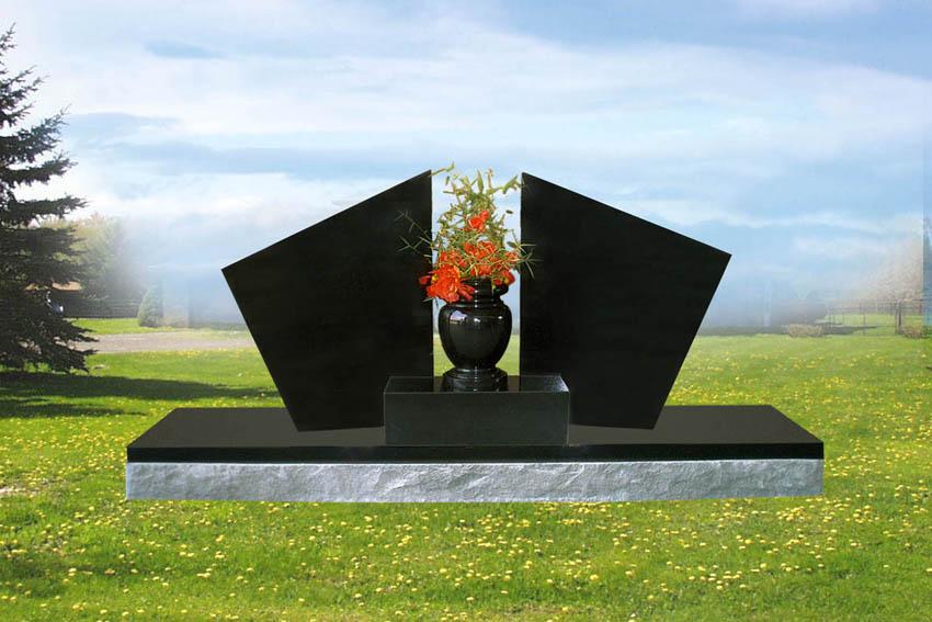 Фото дизайна надгробий памятников