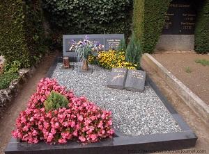 Оформление могил на кладбище 99